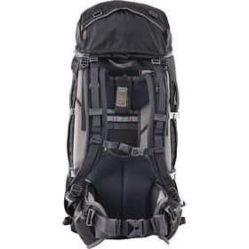 CAMPZ Mountain Pro wandelrugzak 55 + 10L zwart